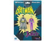 """Action Figures - Batman & The Joker 3"""""""" Bendable  New dc-3912"""" 9SIA77T77Z2689"""