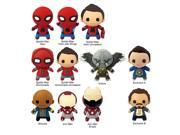 Key Chain - 3D PVC Foam Collectible - Marvel Spider Man Movie New 68510 9SIA77T78C2906