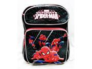 Medium Backpack - Marvel - Spiderman Activity Black School Bag us24784 9SIA77T2MC7098