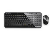 Logitech MK365 Keyboard and Wireless Mouse Combo Quartz Black