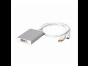 Active Mini DisplayPort DP & USB to DVI Dual Link cable