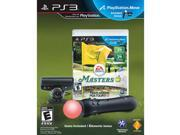 Tiger Woods Move Bundle  Sony PS3 Game