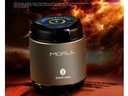 Morul H1Portable NFC LED display Bluetooth Wireless Speaker