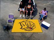 Fanmats University of Arkansas - Pine Bluff Golden Lions Ulti-Mat 5'x8' 9SIV0NU44B3408