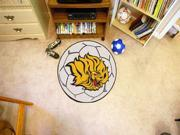 Fanmats University of Arkansas - Pine Bluff Golden Lions Soccer Ball 9SIV0NU44B3228