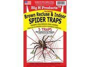 12/PACK MCGREGOR 15001 B. RECLUSE SPIDER TRAPS 9SIA78D3FP0671
