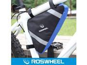 Triangle 1.5L Bike Tube Bag Bicycle Repair Tools Pocket Pack Riding Cycling Supplies