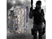 3P Military Tactical Backpack Oxford Sport Bag 30L for Camping Traveling Hiking Trekking thumbnail