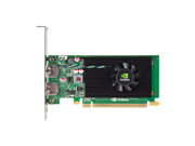 Nvidia NVS 310 PCI Express2x16 512MB DDR3 to Dual Display Port- High Profile Video Card