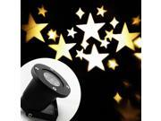 110 240V 4W LED Waterproof Star Light Landscape Projector Lamp