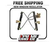 Prime Choice Auto Parts WR841580 Power Window Regulator With Motor