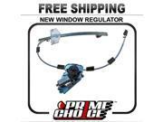 Prime Choice Auto Parts WR841528 Power Window Regulator with Motor