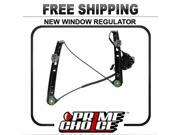 Prime Choice Auto Parts WR841486 Power Window Regulator with Motor