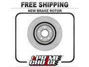 Prime Choice Auto Parts R65171 Front Brake Rotor