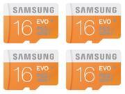 4 x Quantity of Samsung Galaxy Note 2 16GB Micro SD Card Memory Ultra Class 10 SDHC up to 48MB/s with Adapter