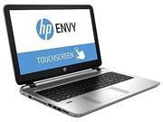HP ENVY 15t Touchsmart i7-5500U Dual Core Processor 4GB NVIDIA GeForce GTX 850M Graphics 16GB Memory 1TB HDD Blu-ray writer and SuperMulti DVD burner 15.6-inch Full HD 1920x1080 Touchscreen Window 8.1