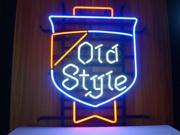 Fashion Neon Sign Old Style Handcrafted Real Glass Lamp Neon Light Neon Sign Beerbar Sign Neon Beer Sign 19x15 9SIA7AE2NB7188