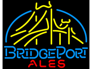 Fashion Neon Sign Bridgeport Ales  Handcrafted Real Glass Lamp Neon Light Neon Sign Beerbar Sign Neon Beer Sign  24X20 9SIA7AE3VS5940
