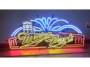Fashion Handcraft Miller Lite Parts Real Glass Beer Bar Pub Home Display Neon Light Sign 24x20!!! 9SIA7AE54D3236
