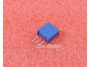 10pcs 1K ohm 3296W Trim Pot Trimmer Potentiometer 3296W 102