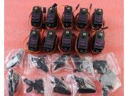 10pcs MG996R Digital Torque Servo Metal Gear for Futaba JR Car MG995 Upgraded