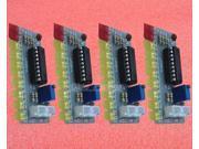 4pcs LM3915 Audio Level Indicator DIY Kit Electronic Production Suite DC9V-12V
