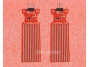2pcs Water Sensor Water Level Sensor Depth of Detection Water Sensor for Arduino