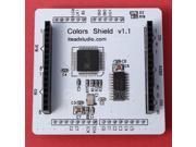 Colors Shield for 8*8 RGB LED Matrix 5V DC for Arduino NO Matrix