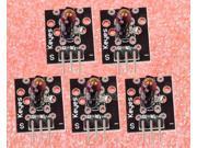 5pcs KY-002 Vibration Switch Module SW-18015P Vibration Sensor for Arduino 9SIV0AF3011290