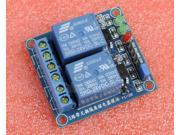 24V 2-Channel Relay Module High Level Triger Relay shield for Arduino