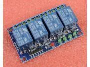 12V 4-Channel Relay Module Low Level Triger Relay shield for Arduino