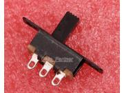 50pcs SS12F15 Right Angle Lever-Type Toggle Switch Handle 6mm Pitch 3.0mm 3 Pin