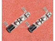 2pcs Breadboard Power Supply Module 5V 3.3V For Arduino No Breadboard New