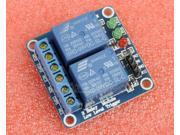 9V 2-Channel Relay Module Low Level Triger Relay shield for Arduino