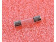 10PCS 250v 5A Quick Blow Glass Fuses Fuse 5X20mm