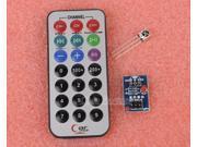 Infrared Remote Control module HX1838 NEC Code Infrared Remote Control