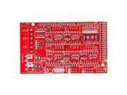 Pololu shield RAMPS 1.4 bare PCB for RepRap Arduino Mega stepper driver