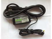 Charger Adapter Power Supply 19.5V 2A 40W for SONY PCG-735, PCG-748, PCG-803, PCG-808