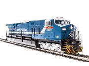 Broadway Limited HO Scale GE AC6000 (DCC/Sound/Smoke) BHP Iron Ore #6071