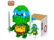 LOZ 9151 Teenage Mutant Ninja Turtles Leonardo DIY Diamond Blocks Figure Toy 9SIA7CR2WA3020