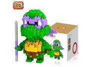 LOZ 9148 Teenage Mutant Ninja Turtles Donatello DIY Diamond Blocks Figure Toy 9SIA7CR2WA4644