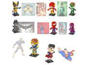 LOZ 9453-60 8 Set Super Hero X Men Flash Spiderman Building Blocks Toy - 2030pcs 9SIA7CR31M6569