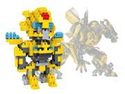 LOZ 9401 240Pcs Toys Diamond Micro Building Blocks - Transformers Bumblebee 9SIA7CR32M0860
