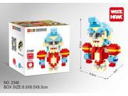 Wise Hawk 2346 One Piece Franky 232Pcs Building Blocks Figure Toy 9SIA7CR38G4553
