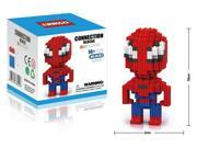 LinkGo 68102 Super Hero Spiderman 460 PCS Building Brick Block 3D DIY Figure Toy 9SIA7CR3CH6707