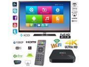 MX3 Smart TV Box 4K Ultra HD Android 4.4 Quad Core 2.0GHz RAM:1GB/ROM:8GB KODI Media Player