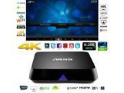 M8S Smart TV Box 4K Ultra HD Android 4.4 Quad Core 2.0GHz RAM:2GB/ROM:8GB KODI Media Player