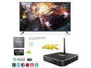 T95 Smart TV Box 4K Ultra HD Android 5.1 Quad Core 2.0GHz RAM:1GB/ROM:8GB Media Player