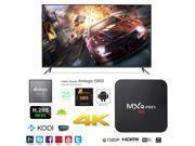MXQ Pro Smart TV Box 4K Ultra HD Android 5.1 Quad Core 2.0GHz RAM:1GB/ROM:8GB Media Player