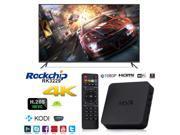 MX4 Smart TV Box 4K Ultra HD Android 4.4 Quad Core 1.5GHz RAM:1GB/ROM:8GB Media Player